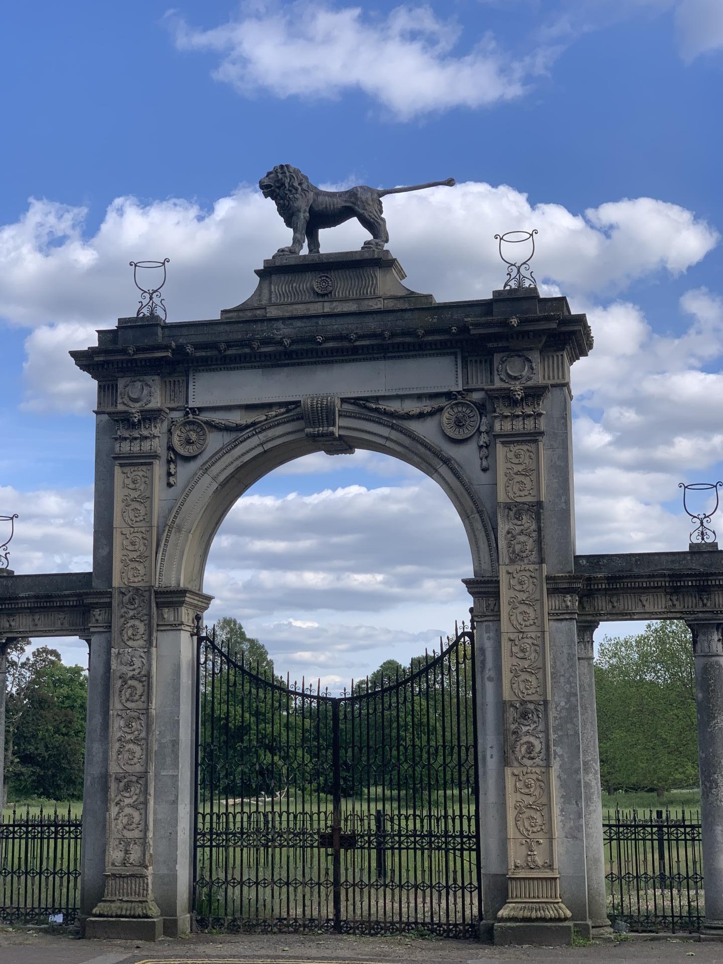 Syon Park North Gate