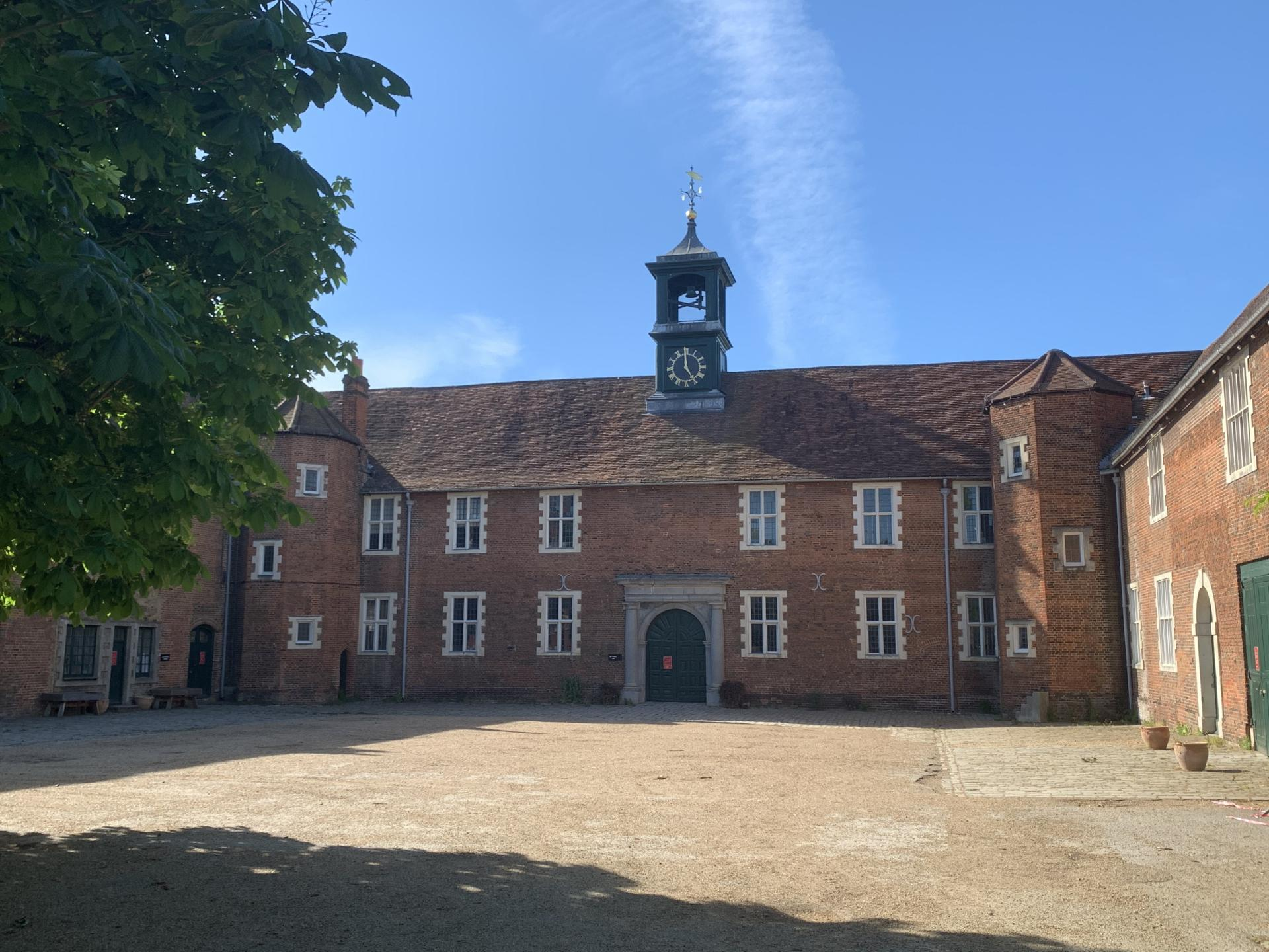 Osterley Park Stable block