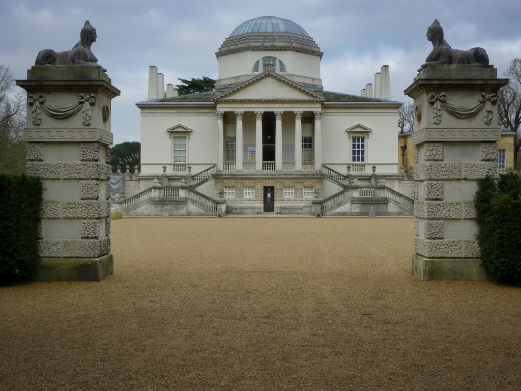 Chiswick Park House